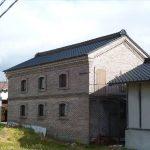 昭和時代の煉瓦蔵